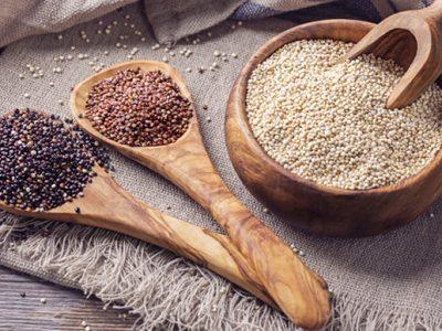 Quinoa: O Grão de Ouro